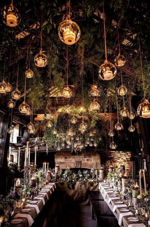 Enchanted Banquet Hall