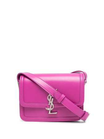 Saint Laurent Small Monogram Shoulder Bag - Farfetch