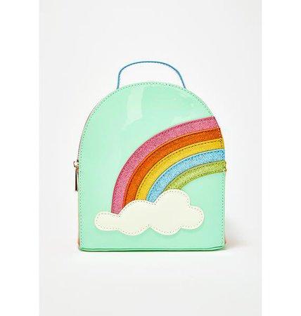 Sugar Thrillz Rainbow Clique BFF Backpack | Dolls Kill