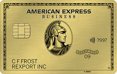 American Express Business Gold Card from AMEX OPEN