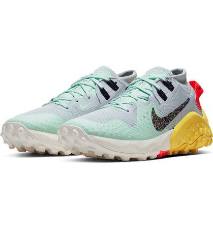 Nike Air Zoom Wildhorse 6 Trail Running Shoe (Women) | Nordstrom
