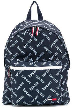 Logo Stamp Backpack