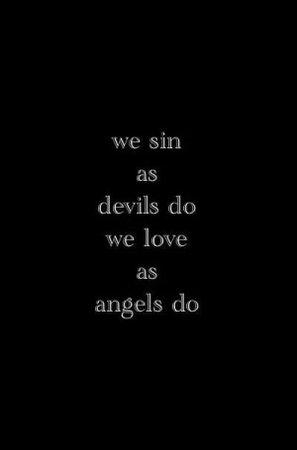 Sexy Devil Quotes