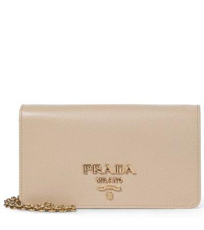 Clutch In Pelle | Prada - Mytheresa