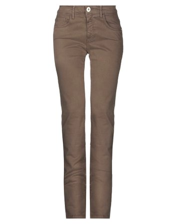 Trussardi Jeans Casual Pants - Women Trussardi Jeans Casual Pants online on YOOX United States - 13282086MM
