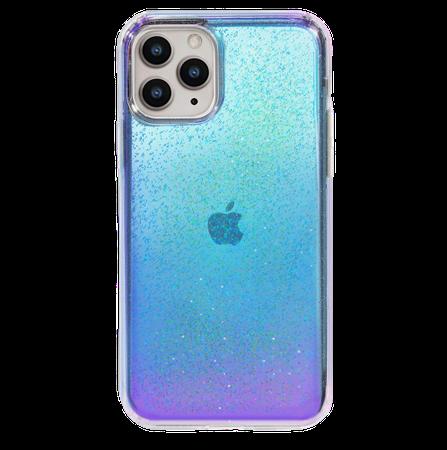 Glitter Nebula iPhone Case