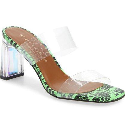 Kurt Geiger London Perez Slide Sandal (Women) | Nordstrom