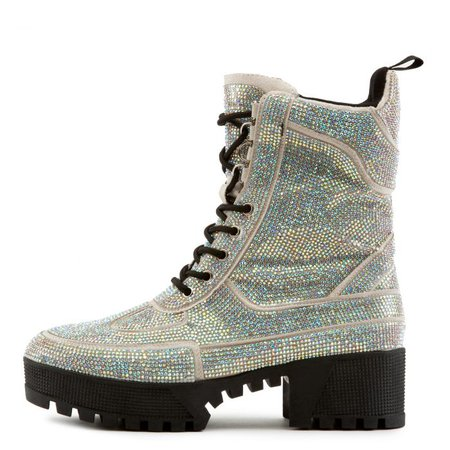 Kingston Combat Boots