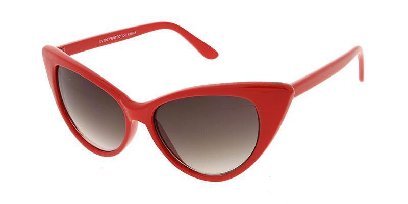 50's Gal Classic Cat Eye Sunglasses | Double Trouble Apparel