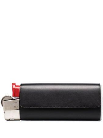 Moschino Lighter Clutch Bag - Farfetch