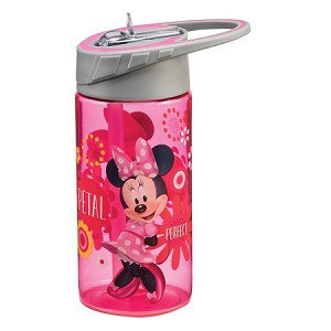 Minnie Mouse Tritan 14oz. Straw Water Bottle