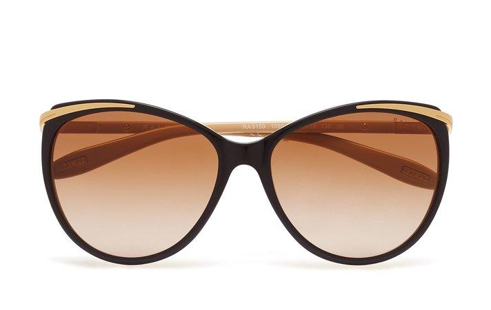 Ra 5150 (Black/nude) (950 kr) - Ralph Ralph Lauren Sunglasses -   Boozt.com