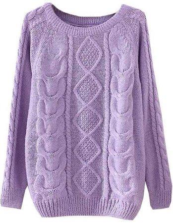 purple sweater - Google Search