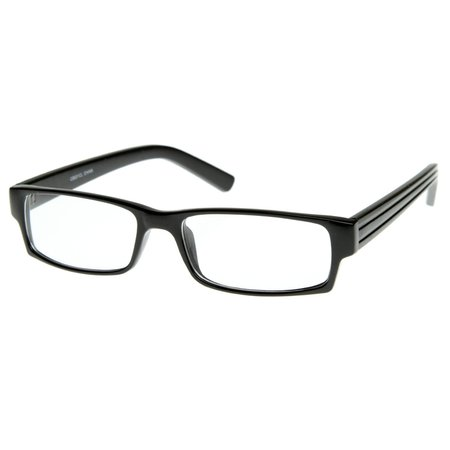 prescription glasses rectangle