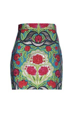 Gucci Floral Brocade Skirt - Penelusuran Google