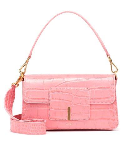 Georgia Leather Shoulder Bag - Wandler | Mytheresa