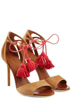Ida Suede Sandals with Tassels Gr. IT 40