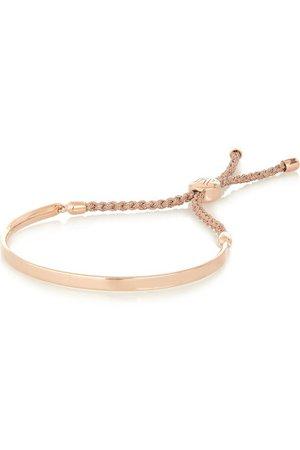 Monica Vinader | Fiji rose gold-plated bracelet | NET-A-PORTER.COM