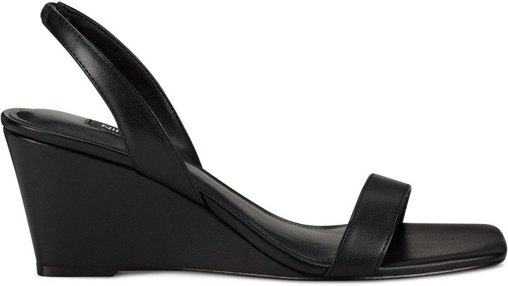 Kalia Wedge Slingback Sandals