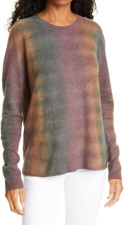 Cashmere & Wool Crewneck Sweater