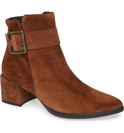 Paul Green Birch Buckle Bootie (Women) | Nordstrom
