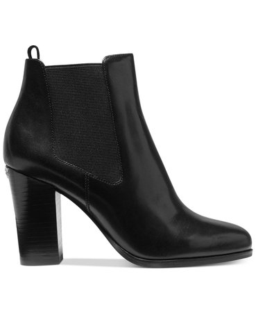Michael Kors Lottie Booties & Reviews - Boots - Shoes - Macy's