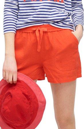 Point Sur Seaside Linen Blend Shorts
