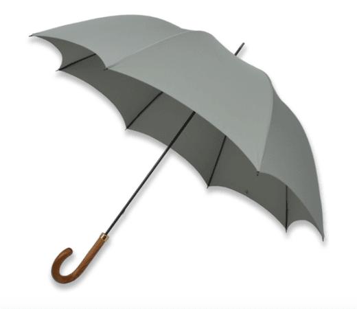 Fox Light Grey Umbrella