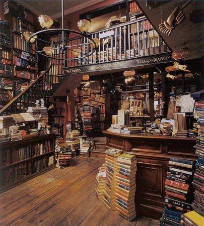 Flourish And Blotts | Diagon Alley | Harry Potter