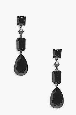 Charlotte Gem Drop Earrings