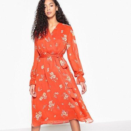 robe LR rouge