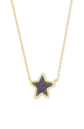 Kendra Scott Jae Star Pendant Necklace | Nordstrom