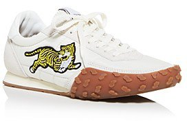 Women's Quilted Low Top Sneakers