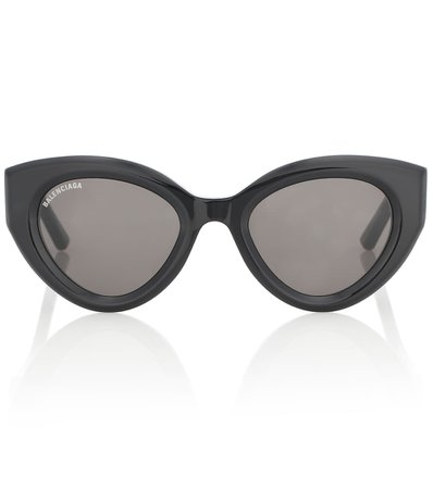 Cat-Eye Sunglasses - Balenciaga | Mytheresa