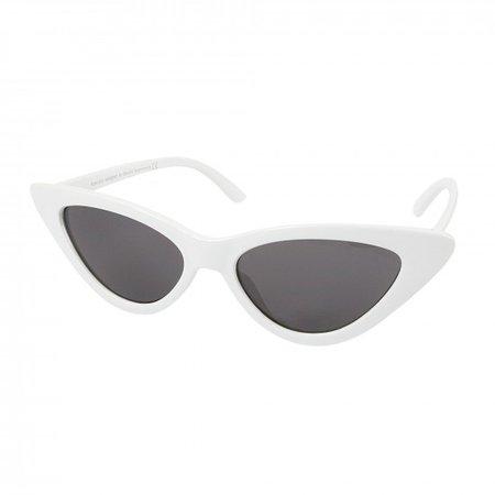 Solglasögon Cat White - Accessoarer