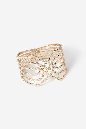 **Textured Multi Bracelet | Topshop