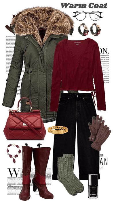 Warm Coat, Warm Heart