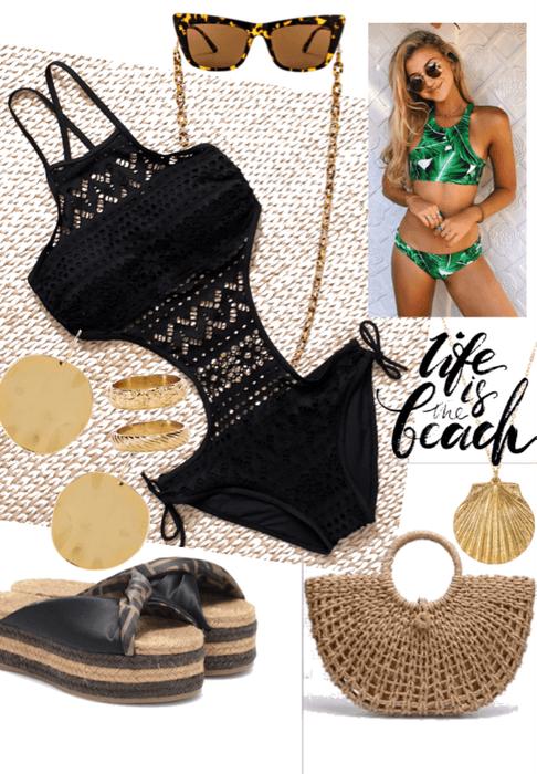 life is the beach...