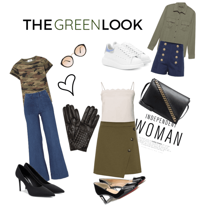 The GREEN Look