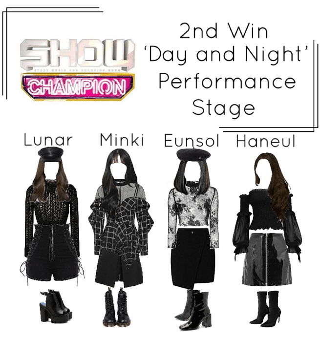 190721 - 'Day and Night' Show Champion