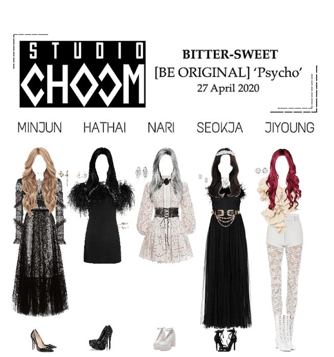 BITTER-SWEET [비터스윗] Studio Choom 200427