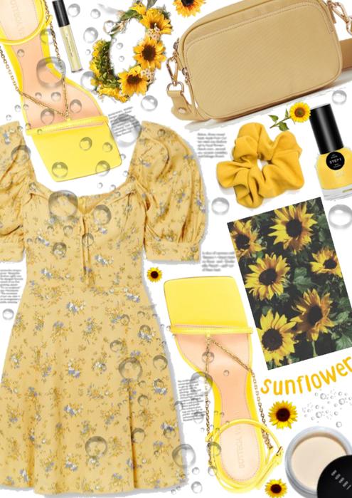 Sunflower 🌻  Spring Break