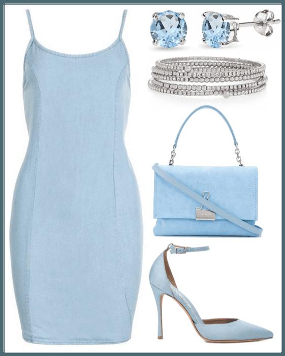 Mrs.Blue Sky