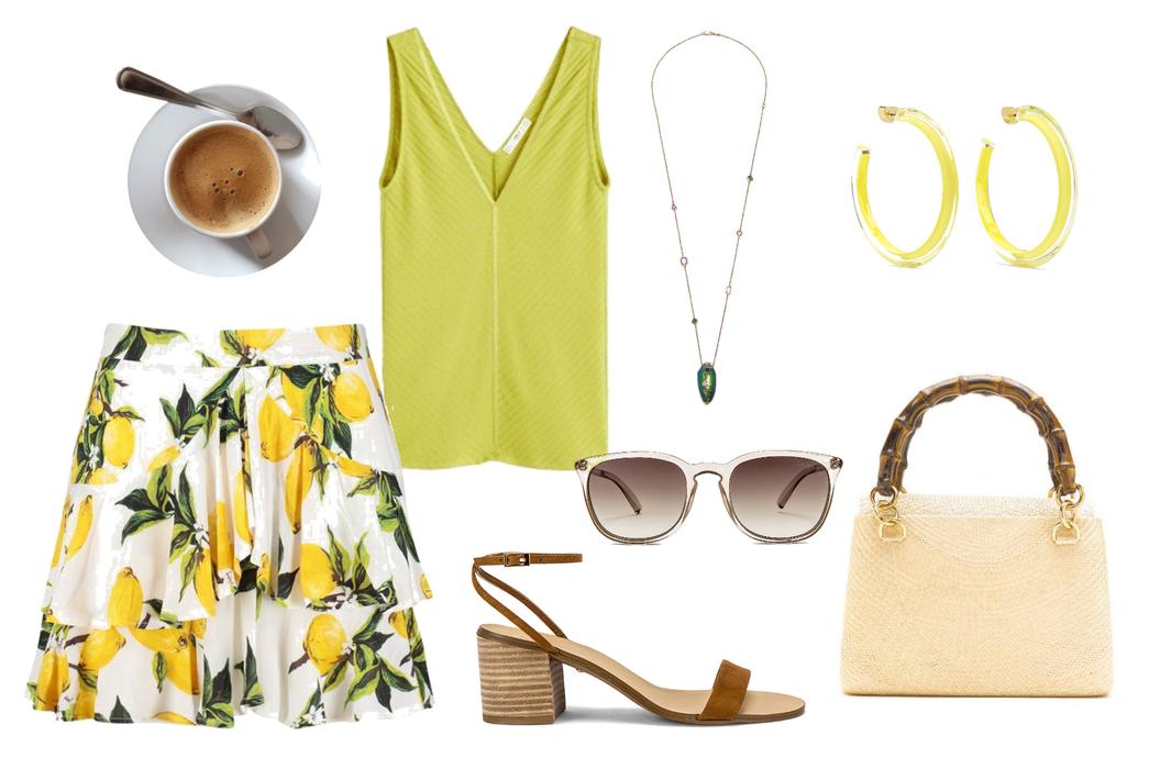 Sunny Lemon Day
