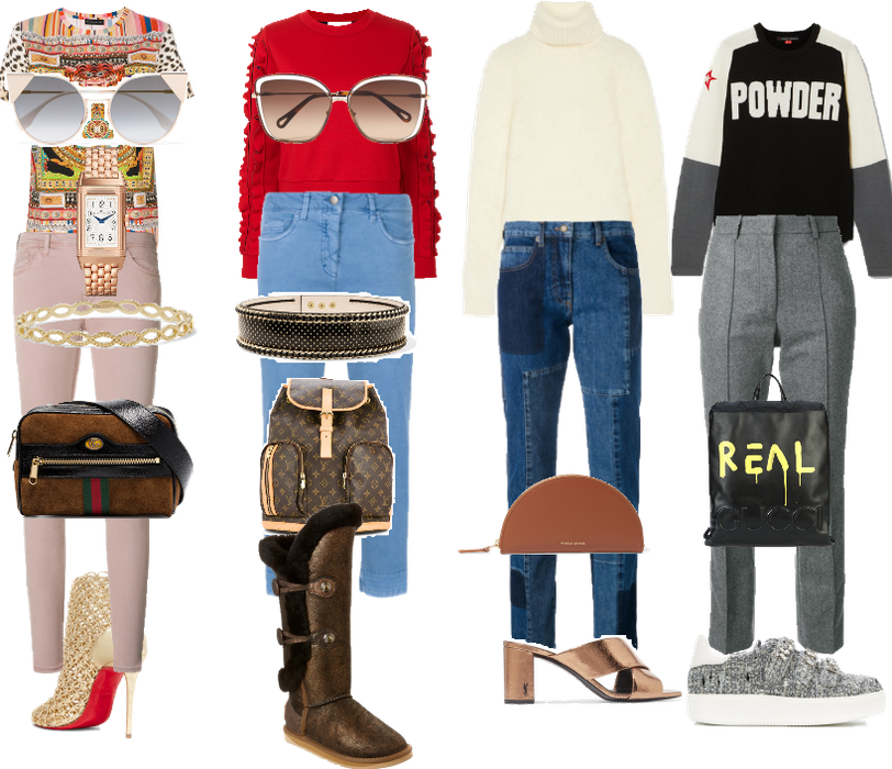 Basic Winter Outfits
