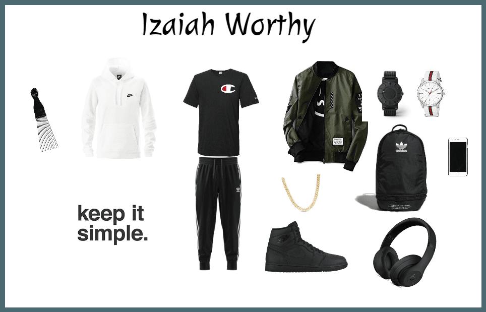 Izaiah Worthy
