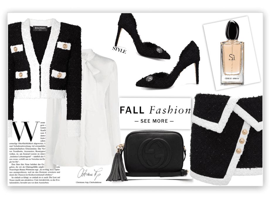fall fashionable