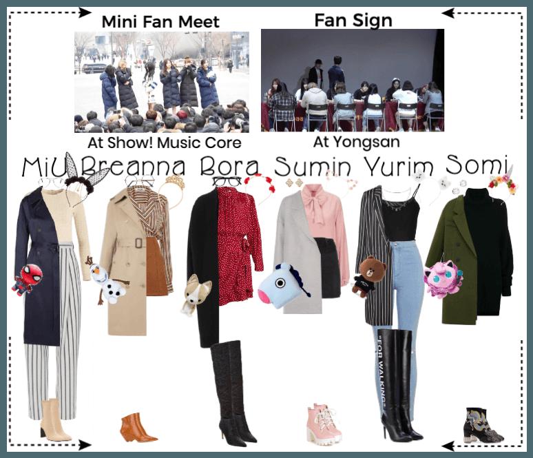 《6mix》Mini Fanmeet & Fansign
