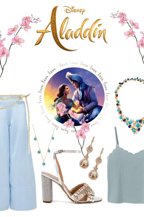Jasmine-Aladdin Movie