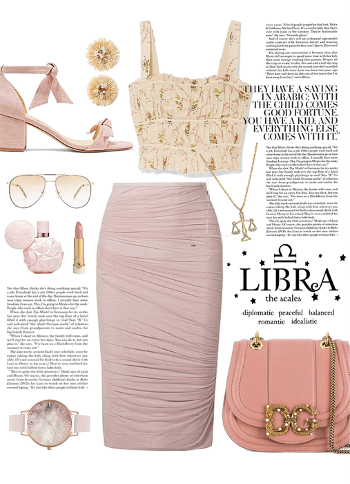 Libra Outfit